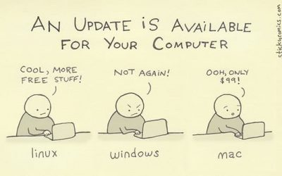 Major Version Upgrades – when to do it?